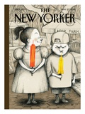 The New Yorker Cover - May 27, 2013 Premium Giclee Print by Ana Juan