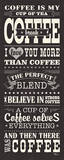 Coffee Lovers I Posters par  Pela