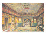 Deisgn for the Decoration of a Reception Room Premium Giclee Print by W. Hensman
