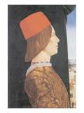 Giovanni II Bentivoglio Premium Giclee Print by Ercole de Roberti