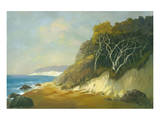 Northern Shore I Premium Giclee Print by Graham Reynolds