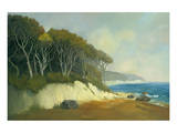 Northern Shore II Premium Giclee Print by Graham Reynolds