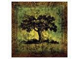 Olden Oak of Gondor Wydruk giclee premium autor Jay Molando