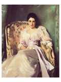 Lady Agnew Of Lochnaw Premium Giclee Print by John Singer Sargent