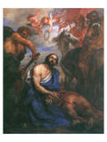 Martyrdom of Saint Jacob Premium Giclee Print by Jan Boeckhorst