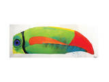 My Goodness Toucan Premium Giclee Print