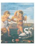 Le Triomphe de Cupidon (detail) Premium Giclee Print by Karel Philips Spierincks