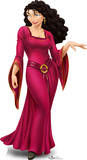 Mother Gothel - Rapunzel Disney Villain Lifesize Standup Cardboard Cutouts