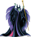 Maleficent - Sleeping Beauty Disney Villain Lifesize Standup Cardboard Cutouts