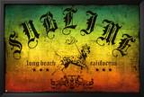 Sublime - Long Beach Rasta Prints