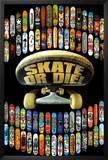 Skate or Die Prints