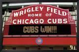 Cubs Win! Print