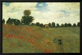 Poppies Photo by Claude Monet