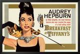 Audrey Hepburn - Breakfast at Tiffany's Posters