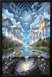 John Stephens (Genesis II) Art Poster Print Print