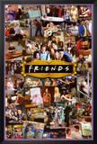 Friends - Montage Prints