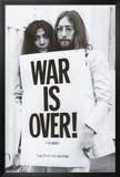 John Lennon - War Is Over Posters
