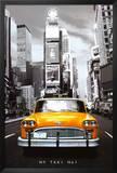 New York Taxi No. 1 Prints