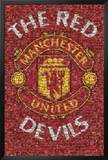 Manchester United - The Red Devils Posters