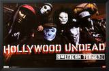 Hollywood Undead - American Tragedy Posters
