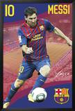Barcelona- Messi Posters