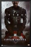 Captain America - Movie Poster