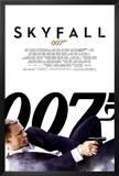 James Bond Skyfall - One Sheet Photo