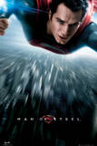 Superman Man of Steel - One Sheet Prints