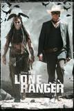 Lone Ranger - Teaser Posters