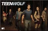 Teen Wolf - Group Mounted Print