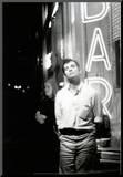 Jack Kerouac Bar Archival Photo Poster Print Mounted Print