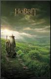 The Hobbit: An Unexpected Journey - One Sheet Mounted Print