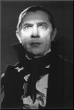 Mark of the Vampire - Dracula (Bela Lugosi) Mounted Print