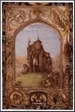 The Lord of the Rings Umocowany wydruk autor J. Cauty