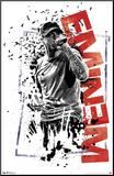 Eminem Mounted Print