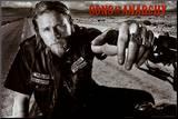 Sons of Anarchy Jackson TV Poster Print Umocowany wydruk