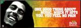 Bob Marley - Music Umocowany wydruk