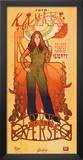 Serenity Movie Firefly Les Femmes Kaylee Frye Tour Posters