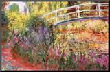Claude Monet Le Bassin aux Nympheas Art Print Poster Mounted Print