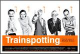 Trainspotting Mounted Print