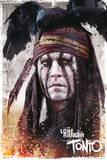 Lone Ranger - Tonto - Poster