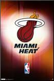 Heat Logo 2011 Mounted Print