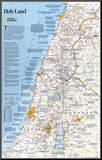 National Geographic Holy Land Mounted Print