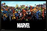 Marvel Comics Universe Prints