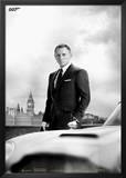 James Bond Skyfall - DB5 Photo