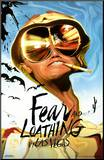 Fear And Loathing In Las Vegas Mounted Print