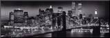 Manhattan Umocowany wydruk autor Richard Berenholtz