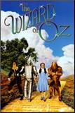 Wizard of Oz Mounted Print