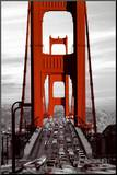 Golden Gate Bridge - San Francisco Mounted Print