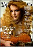 Rolling Stone - Taylor Swift Mounted Print